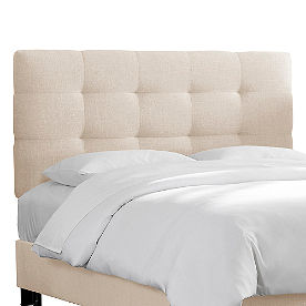 Pull Tufted Headboard