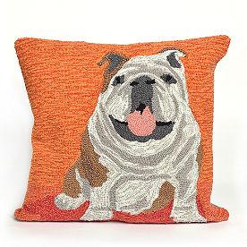 Kisses Dog Pillow