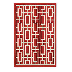Belmont Geometric Outdoor Rug