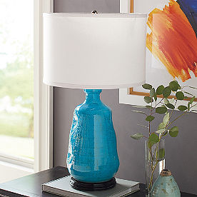 Halle Vase Table Lamp