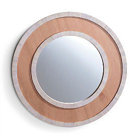 Piper Wood Mirror