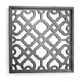 Lattice Square Mirror