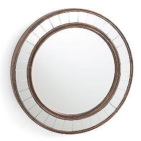 Zoe Round Mirror