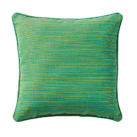 Sunbrella Piped Throw Pillow