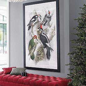 Les Oiseaux Artwork