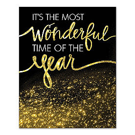 Most Wonderful Time Canvas
