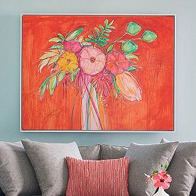 Wallflowers Artwork