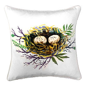 Spring Nest Pillow