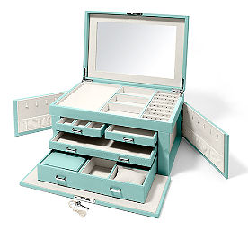 Nova Deluxe Jewelry Box