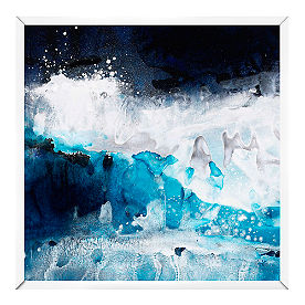 Crashing Waves Wall Art