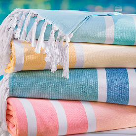 Bodrum Beach Towel