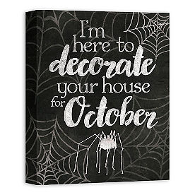 Decorating Spider Wall Art