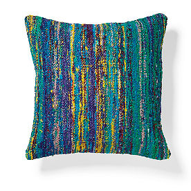 Sari Throw Pillow
