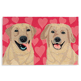 Puppy Love Entry Mat