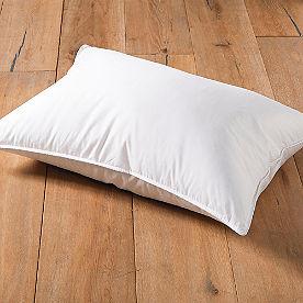 White Down Pillow