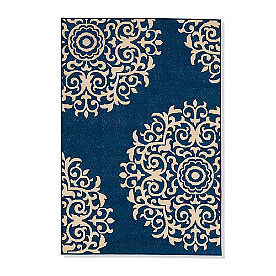 Cayman Medallion Outdoor Rug