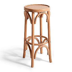 Renee Oak Bar & Counter Stool