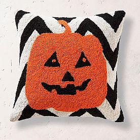 Halloween Pumpkin Hook Pillow