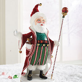 Jolly Santa Fa La La Figure
