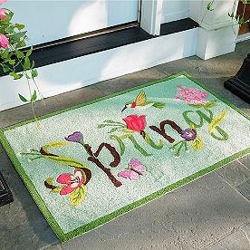 Spring Bloom Mat