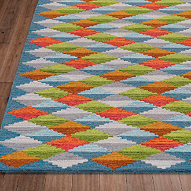Facet Indoor Rug