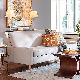 Maxwell Fabric Sofa