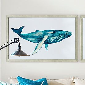 Whale's Song I Artwork