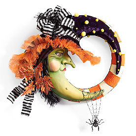 Witch Moon Wreath