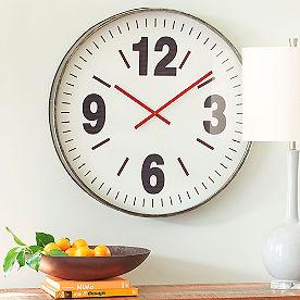 Maxwell Clock