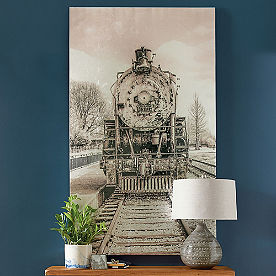 Freight Train Artwork