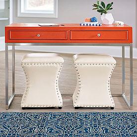 Riley 2-Drawer Desk
