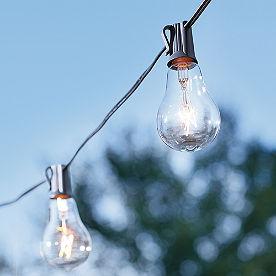 Vintage Bulb Light Strand