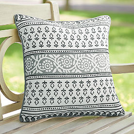Charlotte Outdoor Pillow