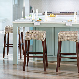 Skye Backless Bar & Counter Stools