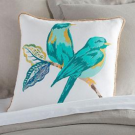 Stella Birds Pillow