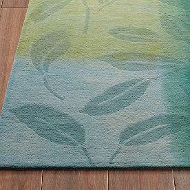 Leaf Area Rug