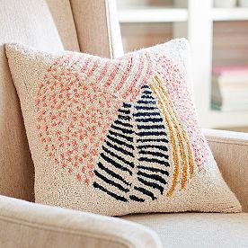 Macie Birdseye Pillow