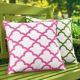 Everett Outdoor Pillow