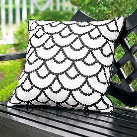 Hadley Outdoor Pillow
