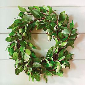 Eucalyptus Wreath with Pods