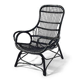Indah Rattan Arm Chair