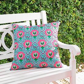 Charleston Edisto Outdoor Pillow