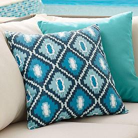 Aztec Outdoor Pillow