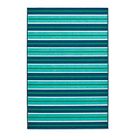 Tortola Stripe Outdoor Rug