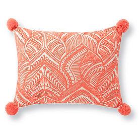 Adventure Pom Pillow