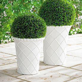 Katie Planters, Set of Two