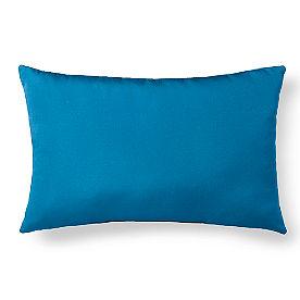 Knife Edge Lumbar Outdoor Pillow