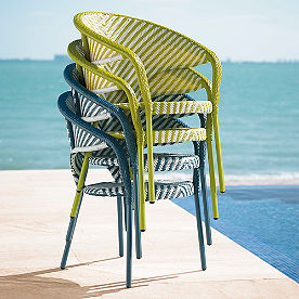 Avery Stackable Dining Chair