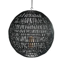 Outdoor Hanging Globe Lantern