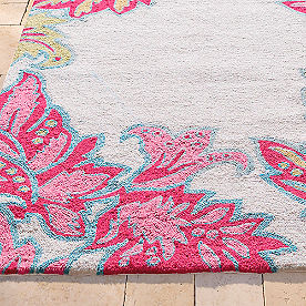 Beverly Border Outdoor Rug